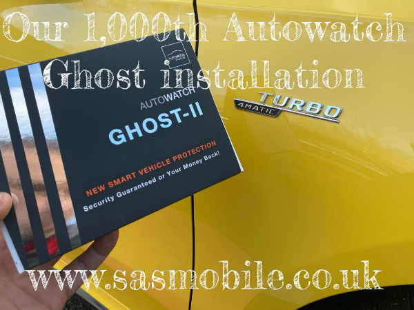 Autowatch Ghost Leeds - Why use us?
