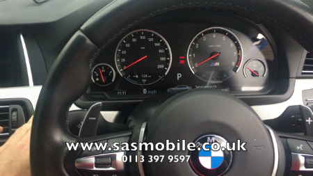 BMW Autowatch Ghost Immobiliser fitted in Yorkshire