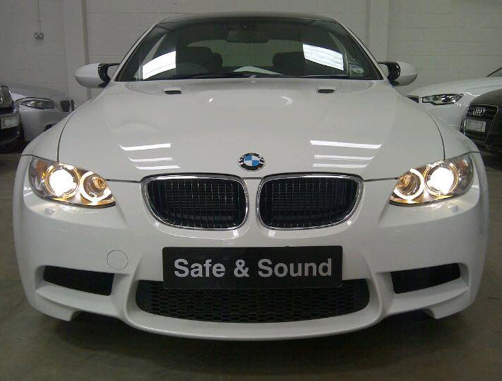 BMW Trackstar Car Tracker Fitted