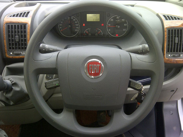 fiat ducato cruise control fitted