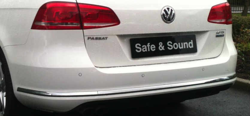 Parking sensors fitted Huddersfield