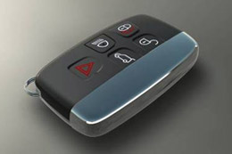 Range rover bmw jaguar key cloning theft prevention
