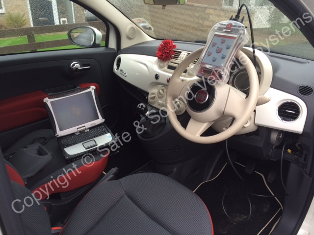 Fiat 500 ECU Remap Mapping in Leeds