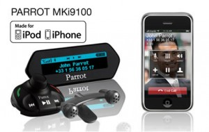 Parrot MKi9100 handsfree car kit